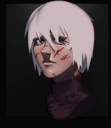 Tragedyboy Animation Tokyo Ghoul:RE Fan art