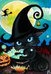Evil for free- Happy Halloween:)