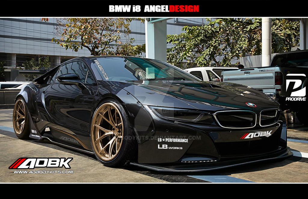Bmw I8 Adbodykits By Adbodykits On Deviantart