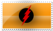 Reverse Flash Stamp by AndrewJHarmon