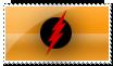 Reverse Flash Stamp by AndrewJHarmon