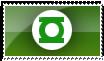 Green Lantern Stamp by AndrewJHarmon