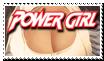 Power Girl Stamp by AndrewJHarmon