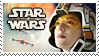 Star Wars Stamp II by AndrewJHarmon