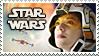 Star Wars Stamp II by AndrewJHarmon
