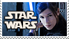 Star Wars Stamp IV by AndrewJHarmon