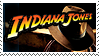 Indiana Jones Stamp by AndrewJHarmon