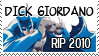 Dick Giordano - RIP by AndrewJHarmon