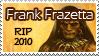 Frank Frazetta 02 - RIP by AndrewJHarmon