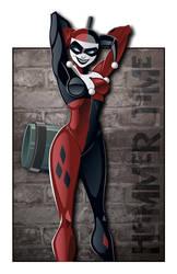 Harley Quinn: Hammer Time CLN