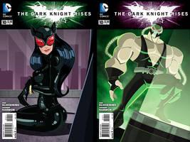Dark Knight Rises Covers