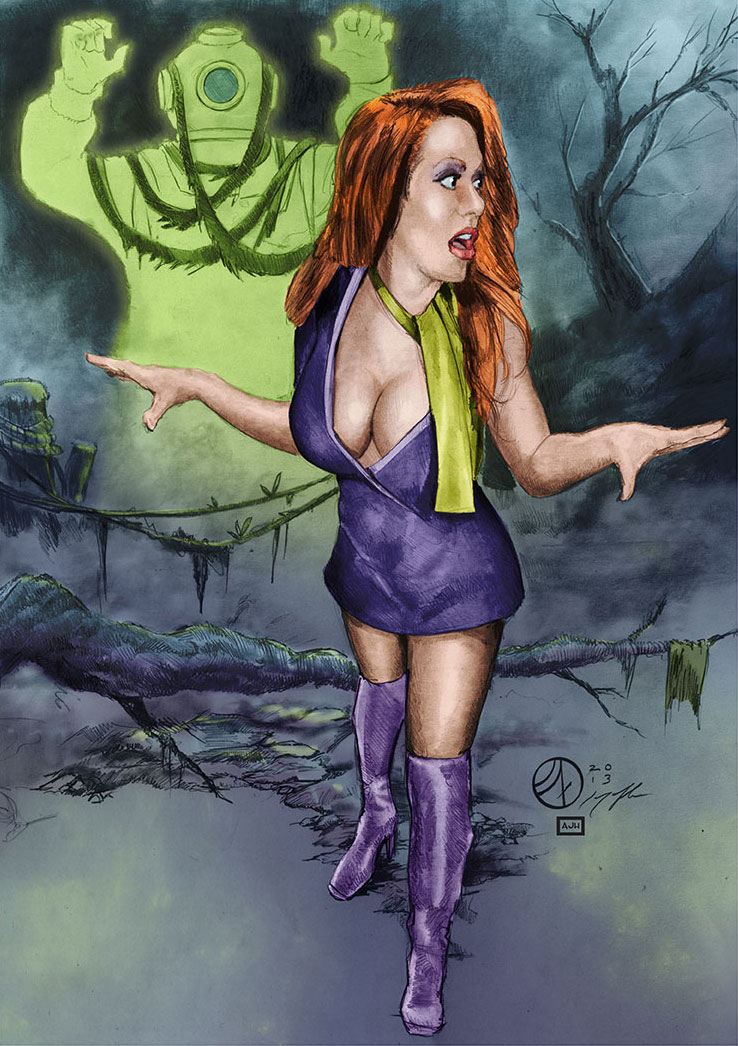 Daphne by AndrewJHarmon