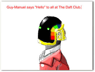 Guy-Manuel. by Matoro3311