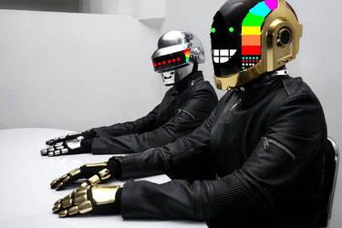 The Joy of Being Daft Punk. by Matoro3311