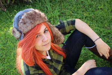 Wendy - Gravity Falls by QuietCosplay