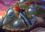 Nausicaa fan art