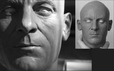 Lucius sculpt close-up