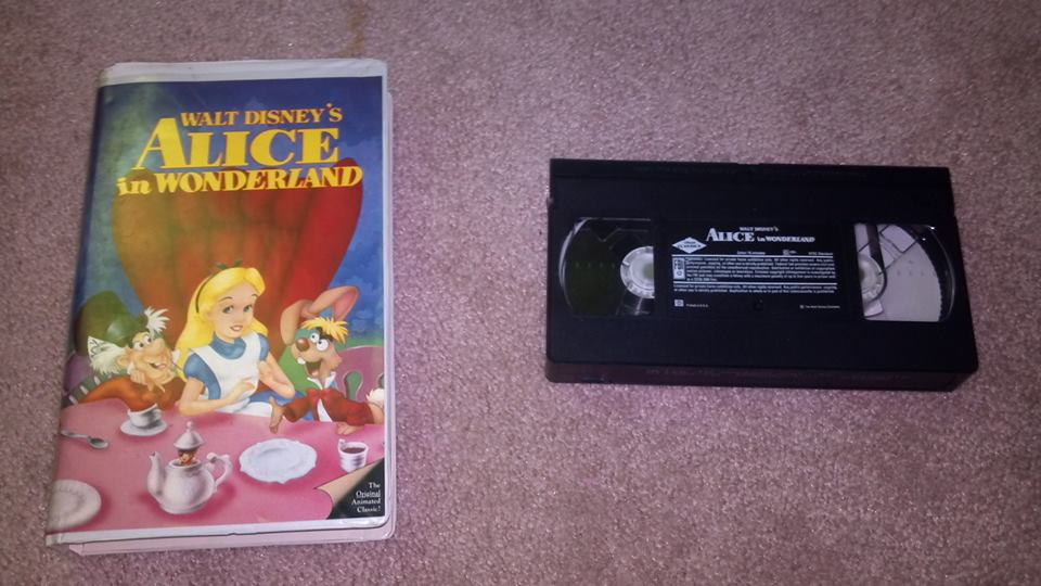 Alice In Wonderland Vhs Opening Pictures to Pin on ...