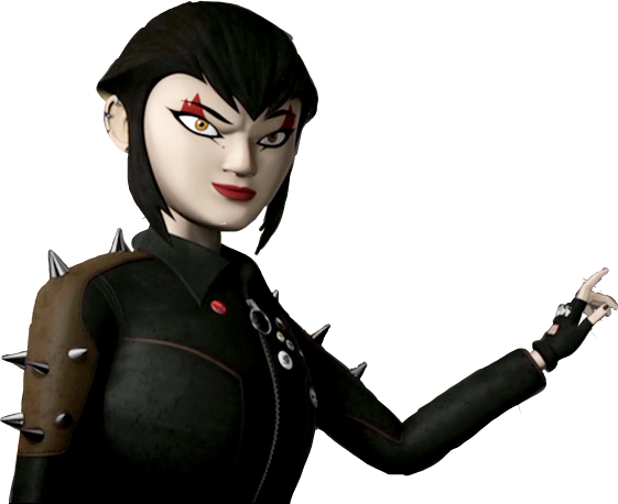 TMNT Karai Transparent #2 By NinjaTurtleFangirl On DeviantArt