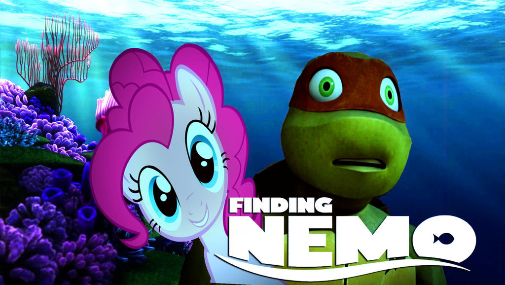 Tmntmlp version of finding nemo poster by ninjaturtlefangirl on tmntmlp version of finding nemo poster by ninjaturtlefangirl thecheapjerseys Gallery