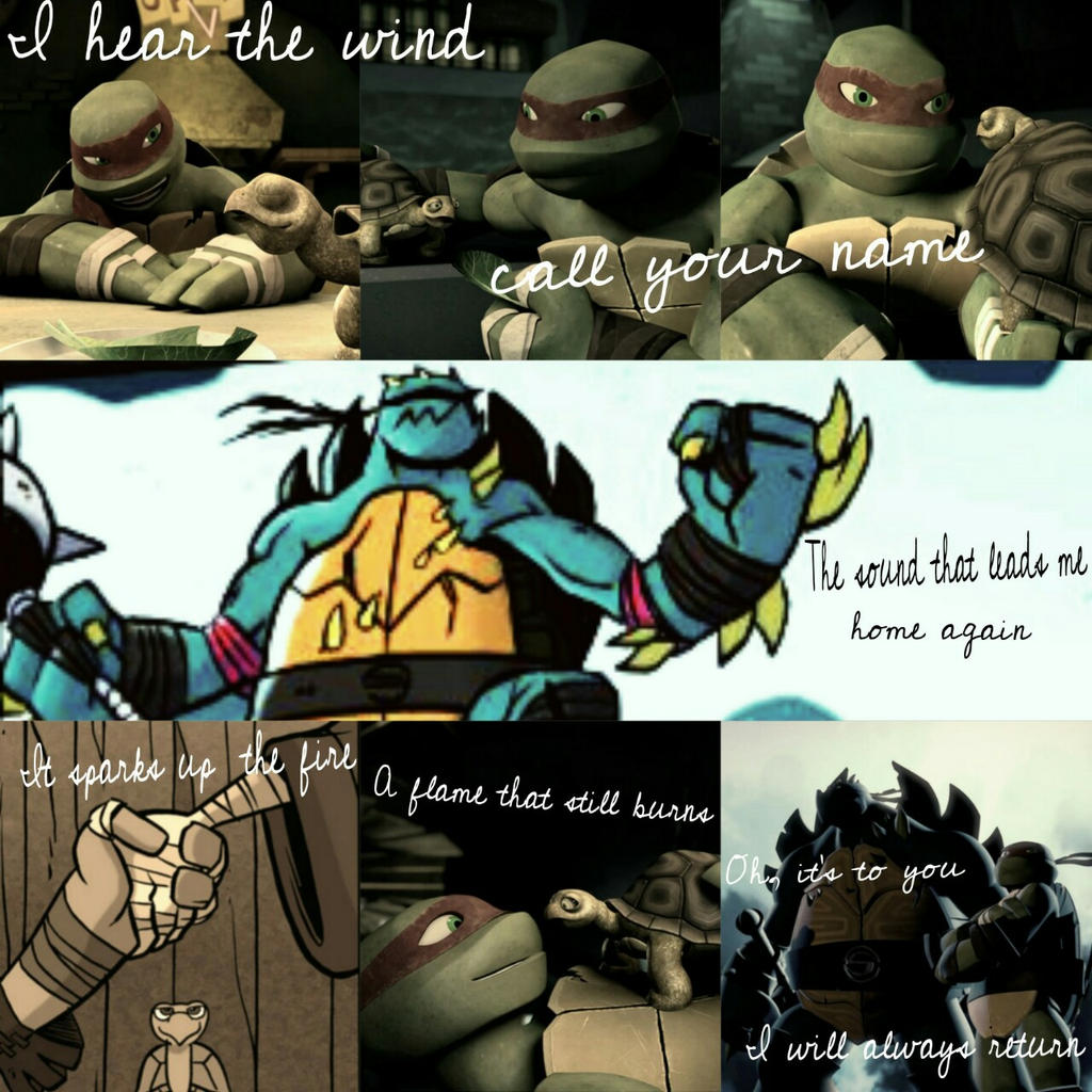 tmnt fangirl wars by - photo #11