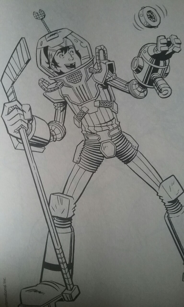 tmnt space casey coloring page by ninjaturtlefangirl on deviantart