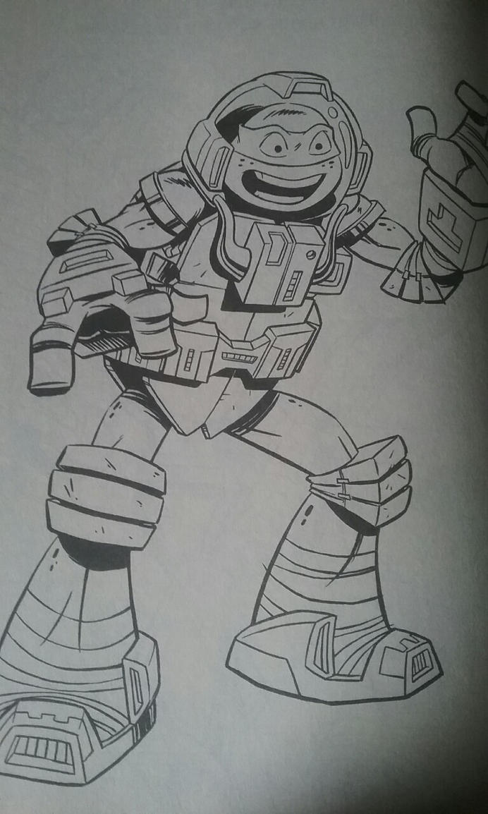girl ninja turtles coloring pages - photo#14