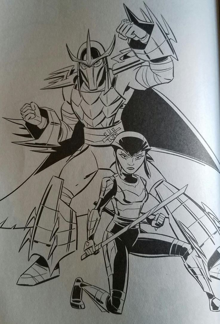 foot soldier tmnt coloring pages - photo#18