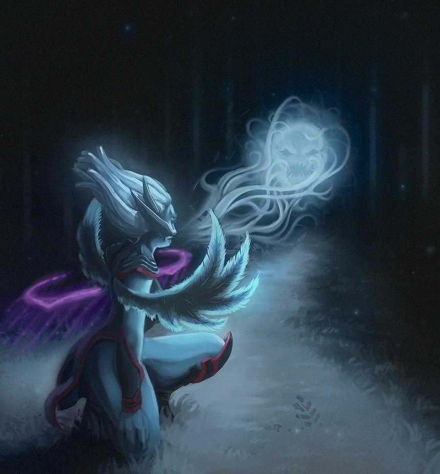 Vengeful Spirit by KangarooJumpers