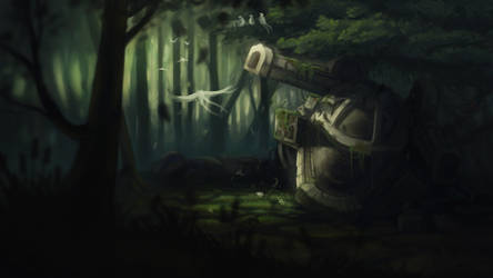 Downed Mech