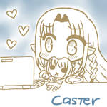 Fate/Stay in the Laptop - Caster