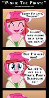 Pinkie The Pirate