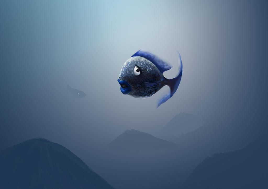 Something Fishy by Zackira