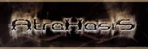 ATRAHASIS logo by atreyu64