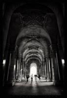 Le Louvre by atreyu64