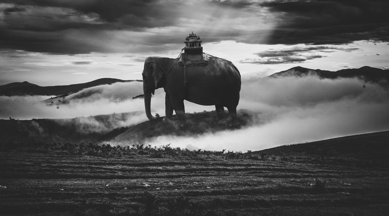 Walk Of The Last Oliphant by atreyu64