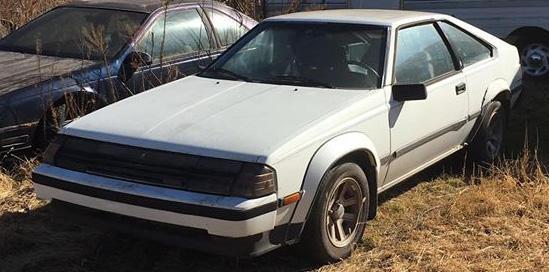 85 Celica GTS