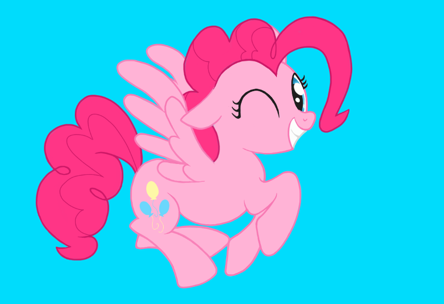 Pinkie Surprise by StardogChampion94