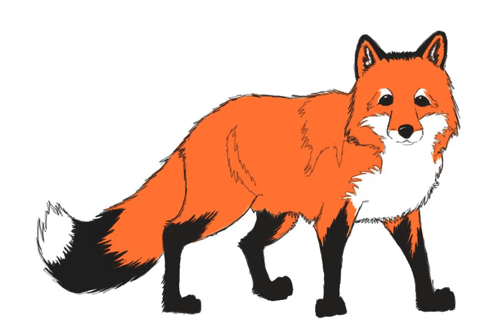 Fox by StardogChampion94