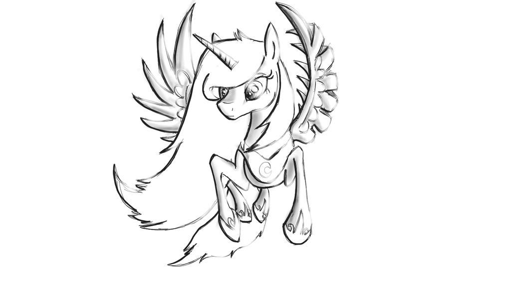 Luna by StardogChampion94