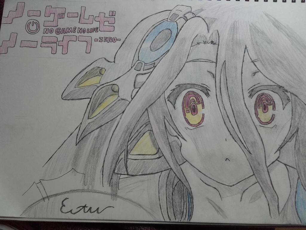 Line Art Zero : More zero doodlesu the toyscrew