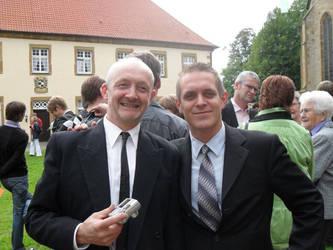 Papa und Dirk by HellangelEve