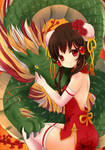 CHINESE NEW YEAR 2012 by danna2769