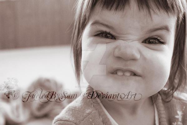 Squishyface by SammieGavin