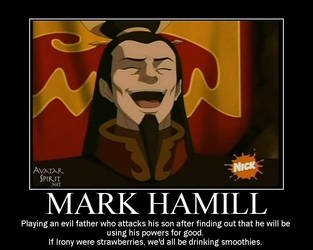Mark Hamill Motivation by War-Peace