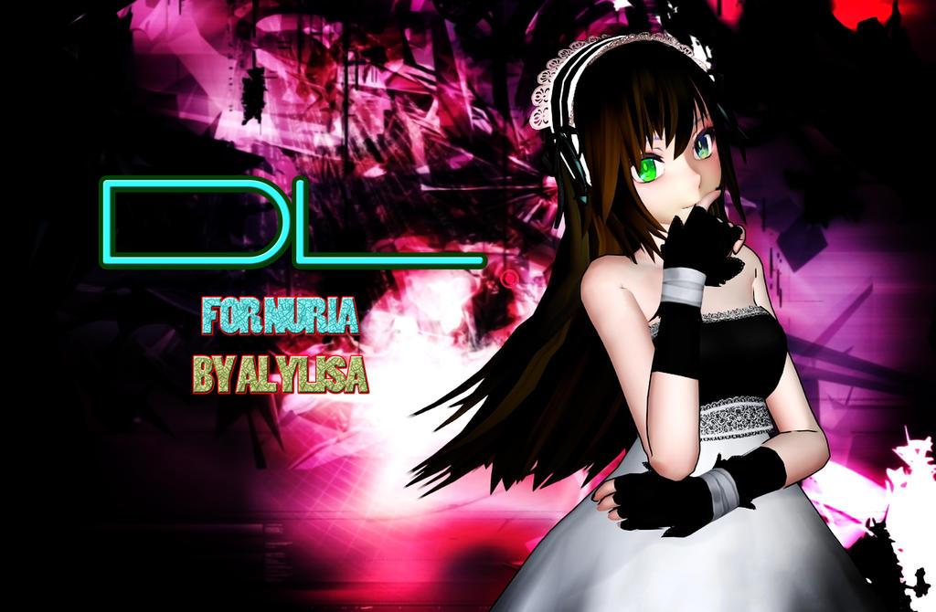 TDA Nuria Hikari Dress 1 + DL by Alylisa