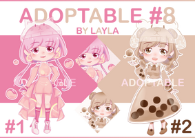 [ OPEN ] Adoptable Auction #08 by llLaylall