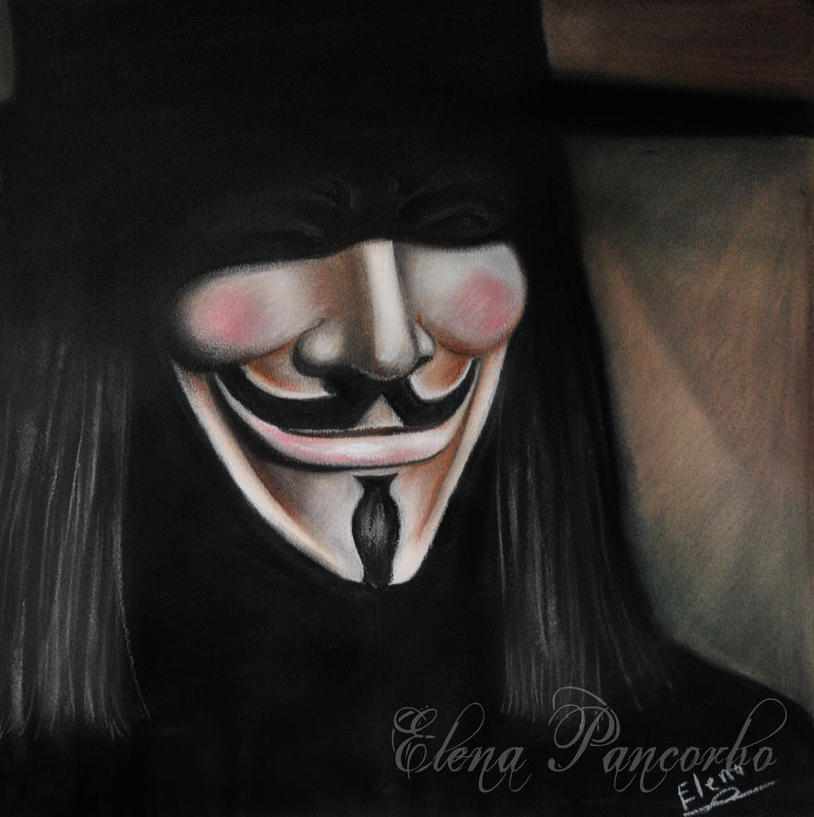 v for vendetta rose wallpaper - photo #26