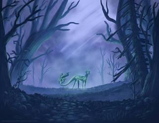 Creature of the Night by Randomonium09
