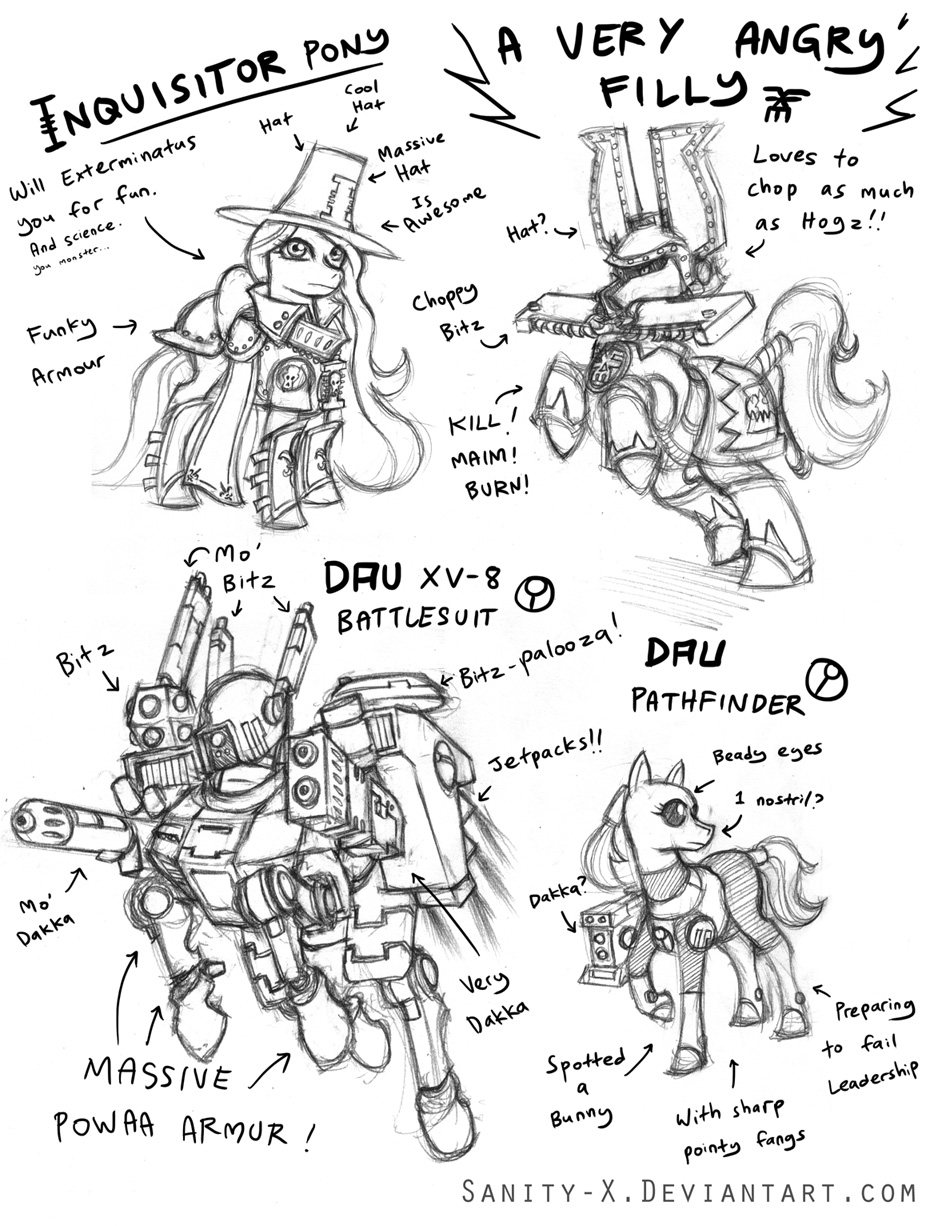 Ponyhammer Races 2 by Sanity-X